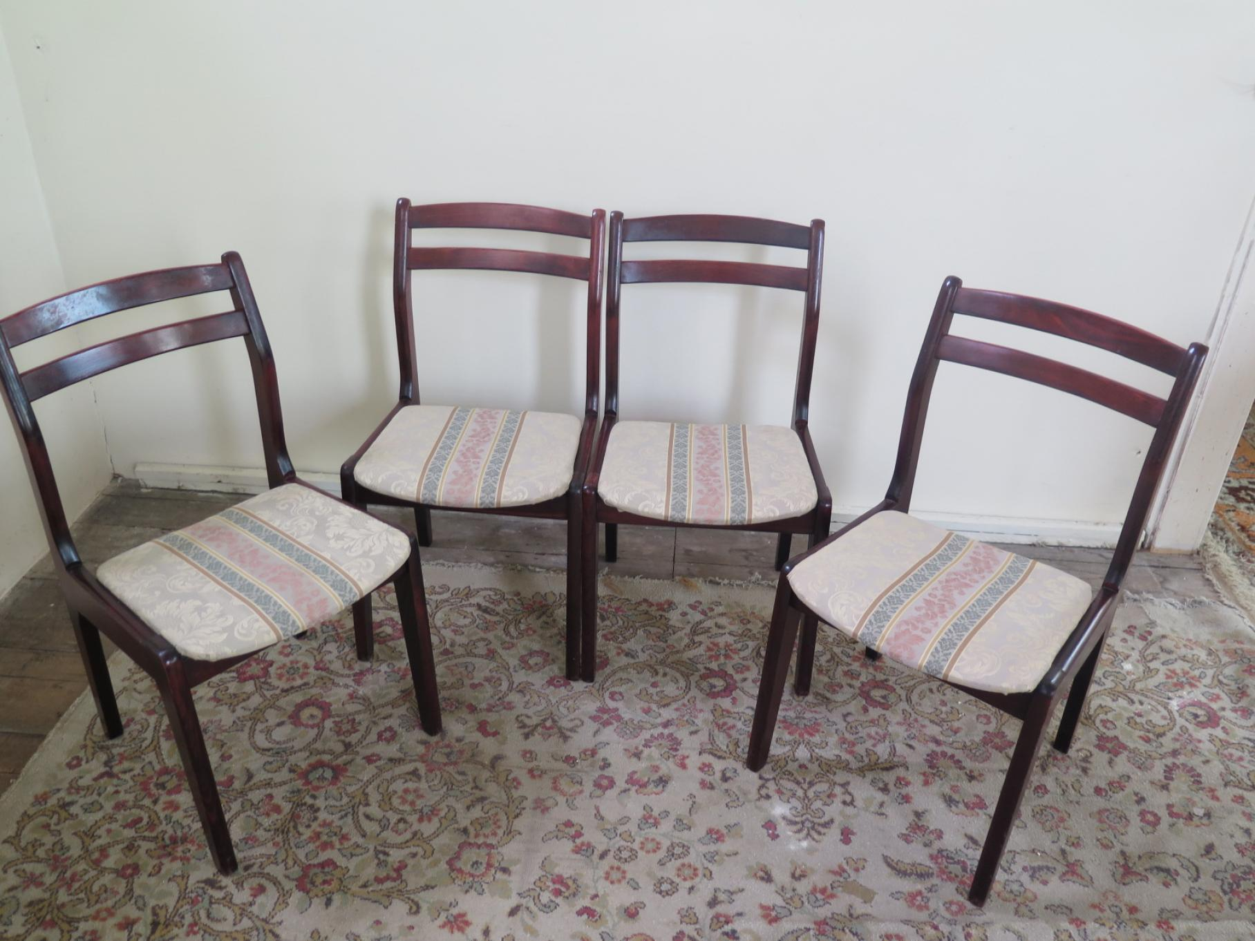 Nathan Dining Room Chairs My Blog : a set of four quality retro nathan dining room chairs68 843 2 from nuovavdeinternational.com size 1816 x 1362 jpeg 226kB